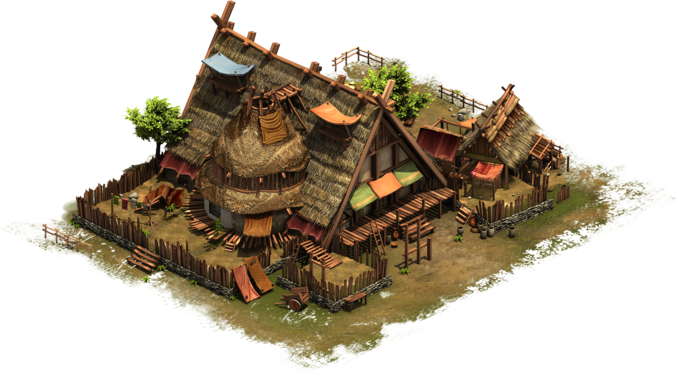 Forge Of Empires Special Buildings