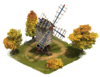 Mill of Fall - Lv. 3
