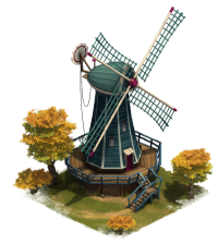 Mill of Fall - Lv. 6
