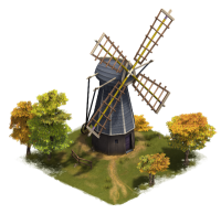 Mill of Fall - Lv. 4